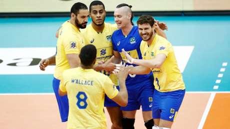 Brasil busca segunda vitória na Copa dos Campeões Divulgação/FIVB