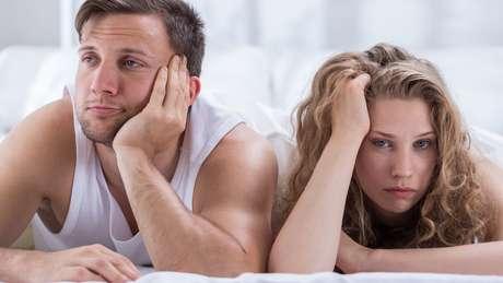 Problemas de comunicação é uma das principais razões para homens e mulheres perderem o interesse sexual