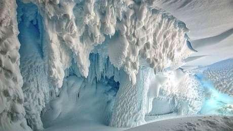 Amostra de DNA encontrada na Antártida pode revelar que há vida em um lugar impensável (Foto: Joel Bensing)