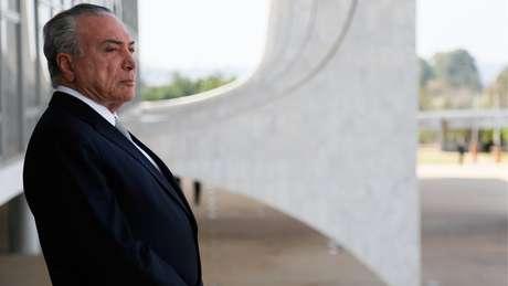 Temer acusa procurador-geral de perseguição política   Foto: Beto Barata/ PR