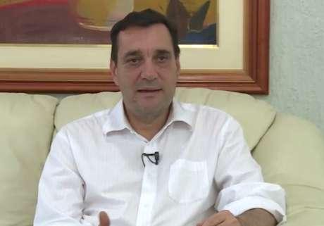 Luiz Carlos Cancellier de Olivo, reitor da Universidade Federal de Santa Catarina (UFSC)