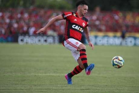 Pará quer Fla atento para sair com a vaga na próxima fase da Sul-Americana (Foto: Gilvan de Souza / Flamengo)
