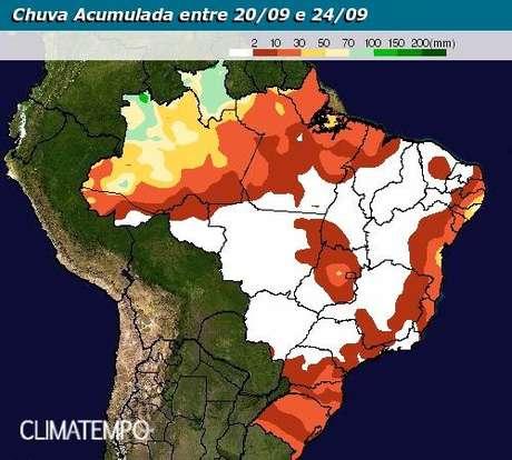 Primavera inicia com instabilidade no Rio Grande do Sul
