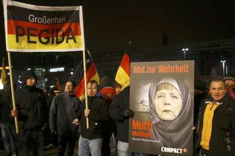 Vitória de Angela Merkel com 33,5% dos votos — Eleições na Alemanha