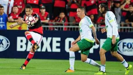 Chapecoense se prepara para enfrentar a Ponte Preta após a eliminação para o Flamengo na última quarta-feira (Armando Paiva/Raw Image)