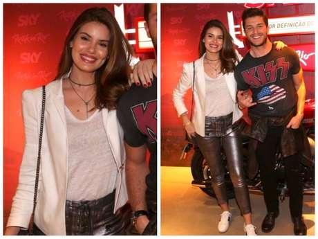 Camila Queiroz (Fotos: AgNews)