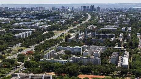 Ocupam apartamentos funcionais em Brasília de senadores e deputados a ministros e diplomatas (Foto: ME/Portal da Copa/Ademir Rodrigues)