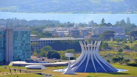 Alguns dos imóveis em posse da União em Brasília são ocupados irregularmente por ex-servidores que perderam o direito ao benefício