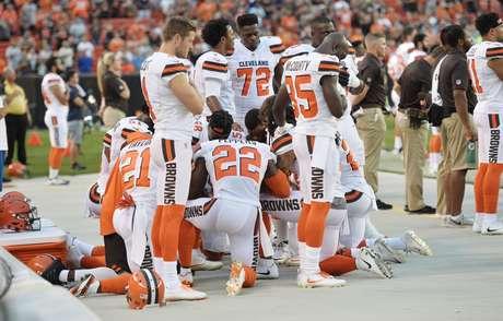 NFL e NBA em guerra com Trump após ataques a atletas
