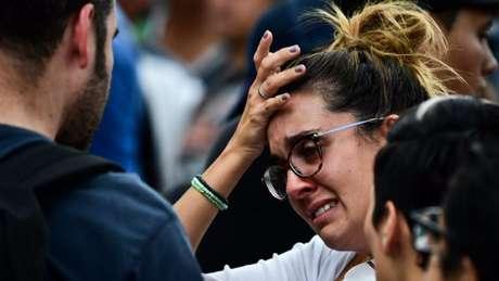 Segundo estatísticas da Secretaria de Educação Pública do México, um total de 5.092 escolas sofreu danos quando dois terremotos atingiram o país nos últimos dias 8 e 19