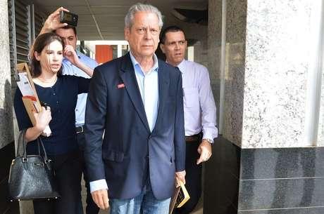 José Dirceu teve pena aumentada em dez anos