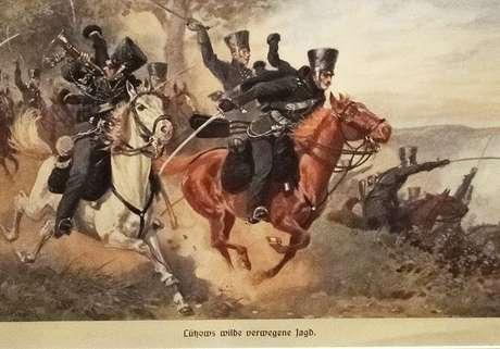 Freiheitskrig ou Befreiungskrieg (Guerra de Libertação, 1813-5)