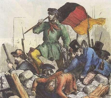 Märzrevolution (Revolução de 1848)