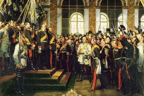 Deutsches Einigung (Unificação alemã, 1871)
