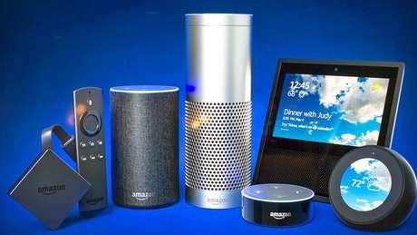 nova linha Amazon Echo