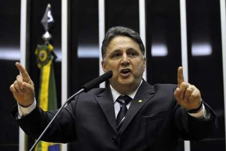 O ex-governador do Rio Anthony Garotinho