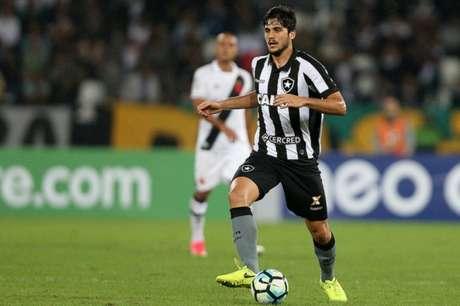 Igor Rabello chamou a atenção de clube italiano (Vitor Silva/SSPress/Botafogo)