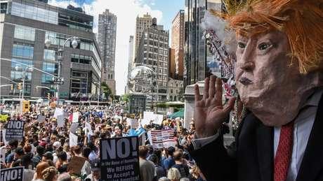Trump negocia no Congresso quais serão as regras que determinarão o futuro dos 'dreamers'