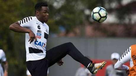 Volante tem dois jogos pelo Peixe e duas vitórias (Foto: Ivan Storti / Santos FC)