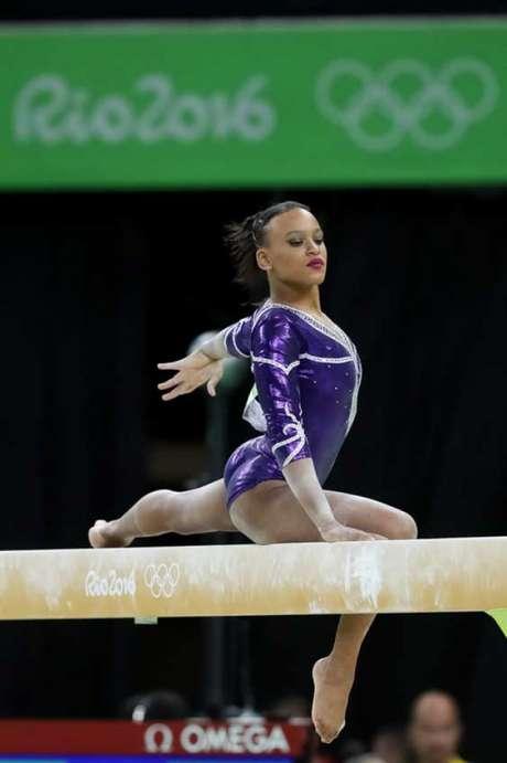 Rebeca Andrade buscaria quatro finais (Foto: Ricardo Bufolin/CBG)