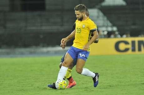 Meia do Fla está fora dos próximos dois jogos da Seleção (Foto: Marcelo Cortes/Fotoarena/Lancepress!)