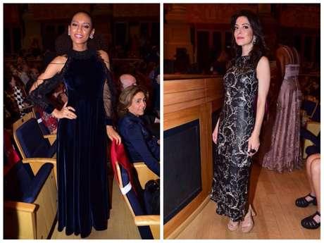 Taís Araújo e Ana Paula Padrão no Prêmio Claudia (Fotos: Leo Franco/AgNews)