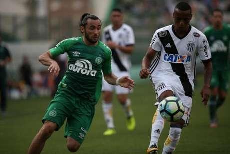 Apodi acredita em sequência positiva da Chape e pede foco da equipe para os próximos jogos (Sirli Freitas / Divulgação / Chapecoense)