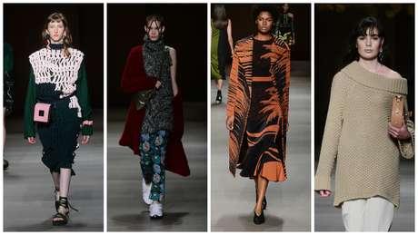 Tricôs e crochês em vários estilos: Led, Anne Est Follem Natalia Pessoa e Bobstore