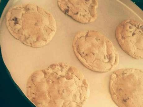 Cookie americano macio