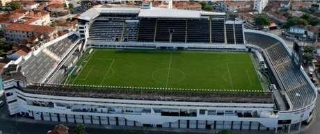 Com Pacaembu inviável e Arena ainda distante, Santos planeja reforma na Vila