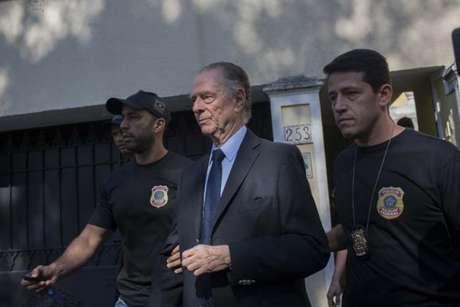 MPF pede prisão preventiva de Nuzman por tempo indeterminado