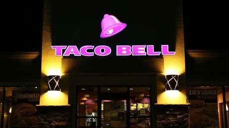 Fachada do Taco Bell