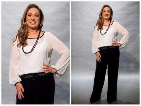 Eliane Giardini (Fotos: Raquel Cunha/TV Globo/Divulgação)