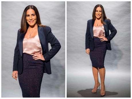Gloria Pires (Fotos: Raquel Cunha/TV Globo/Divulgação)