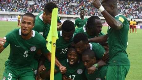 Nigéria derrota Zâmbia e se classifica para Copa