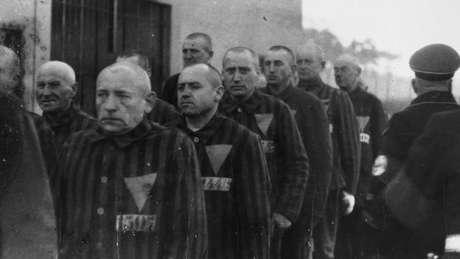 Gays em campo nazista