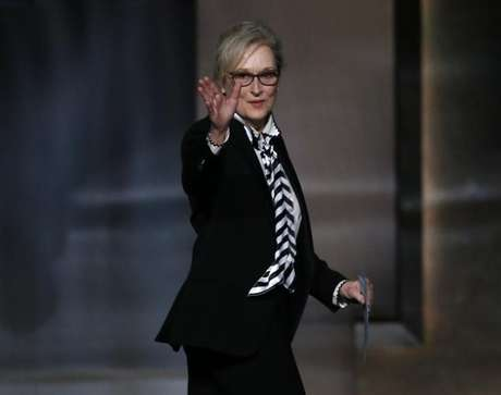 Meryl Streep durante evento em Los Angeles  08/06/2017    REUTERS/Mario Anzuoni