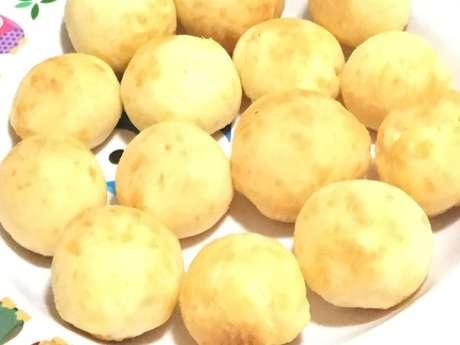 Pão de queijo da Clara