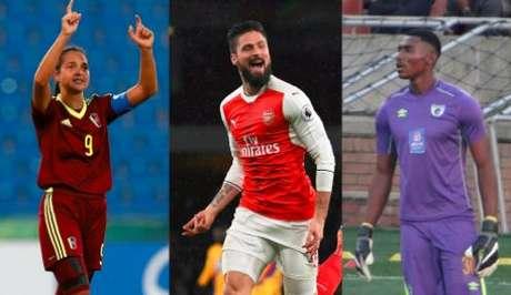 FIFA divulga os finalistas do Prêmio Puskás 2017