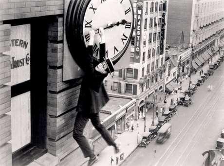 """""""O Homem-Mosca"""", de 1923, terá sessão ao ar livre no Ibirapuera"""