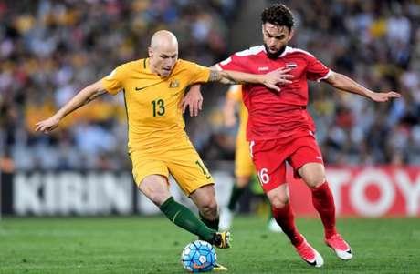 Austrália foi superior, mas suou para sair com a vitória (Foto: Divulgação / AFC)