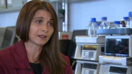 Simona Francese quer ver a tecnologia sendo usada em casos como homicídios e estupros