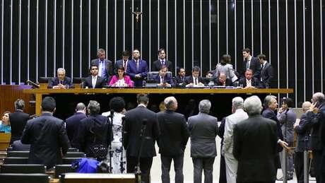 Presidente da Câmara, o deputado Rodrigo Maia pretende levar denúncia a plenário ainda em outubro | Foto: Gilmar Felix / Câmara dos Deputados