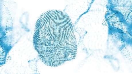 Diferentes partículas da digital podem oferecer informações sobre uma pessoa que vão além da identidade