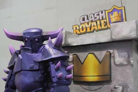 Nesta quinta-feira (12) é dia de disputa de Clash Royale