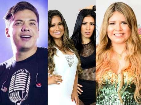 Wesley Safadão, Simone e Simaria, Marília Mendonça e os hinos para superar o coração partido de cada signo