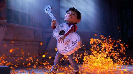 Coco, da Pixar