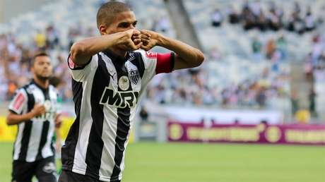 HOME - Atlético-MG x Chapecoense - Campeonato Brasileiro - Leonardo Silva (Foto: Dudu Macedo/Fotoarena/LANCE!Press)