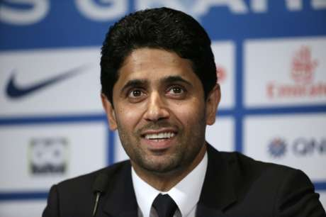 Presidente do PSG investigado pela FIFA