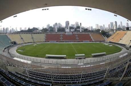 São Paulo mandará jogos no Pacaembu (Foto: Divulgação)